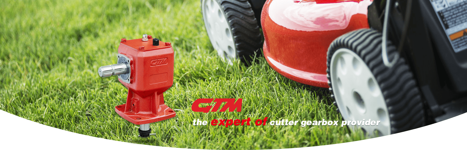 Cutter Gearbox