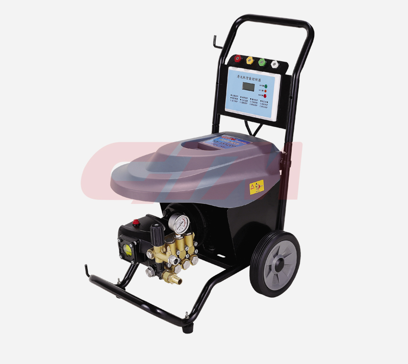Electric engine type high pressure washer