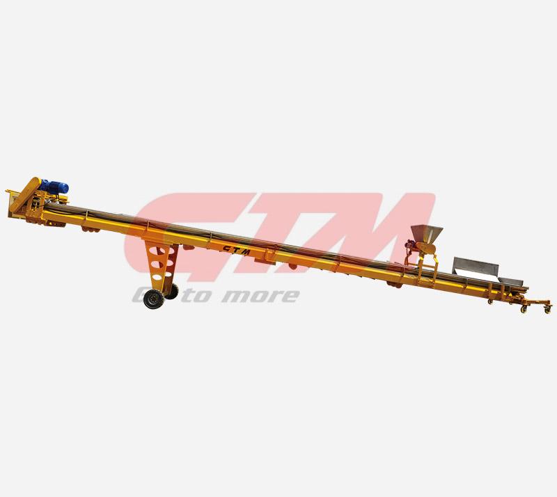 Filling Conveyor Belt