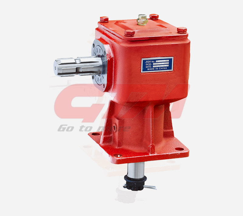 Chinese Manufacturer Agricultural Lawn Mower Gearbox
