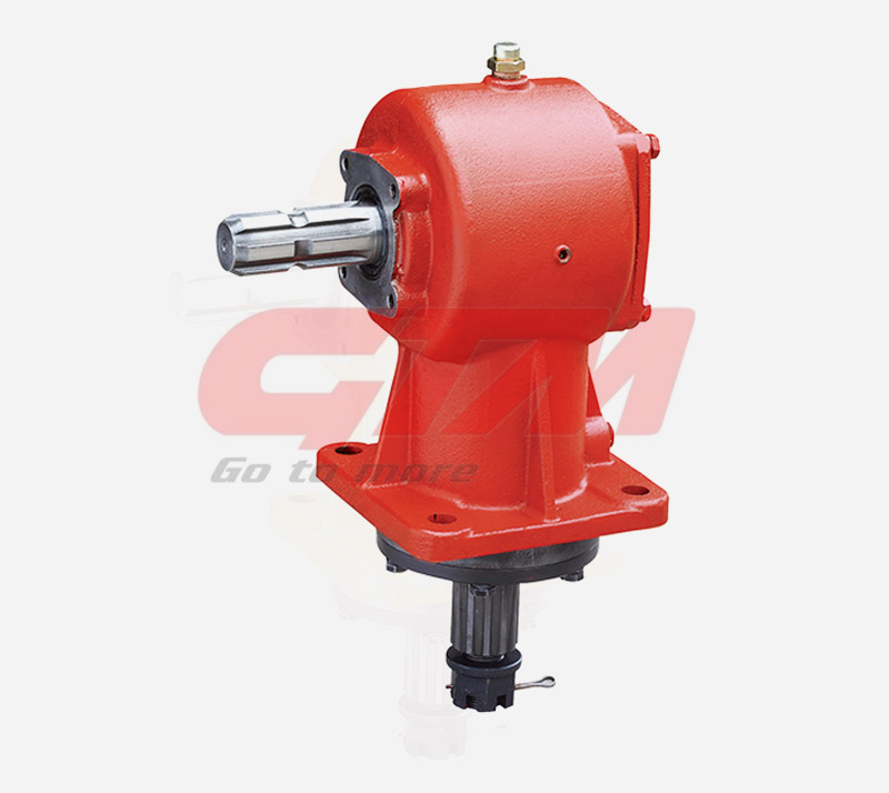 Customized Agricultural Lawn Mower Gearbox