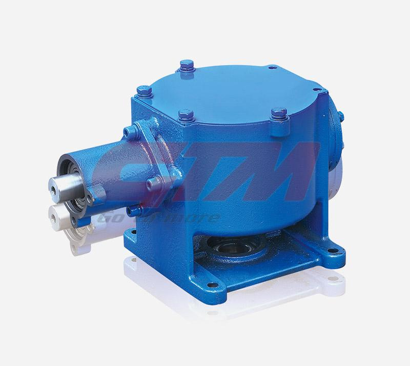China Manufactory Ratio 1:1 Agricultural Harvester Gearbox