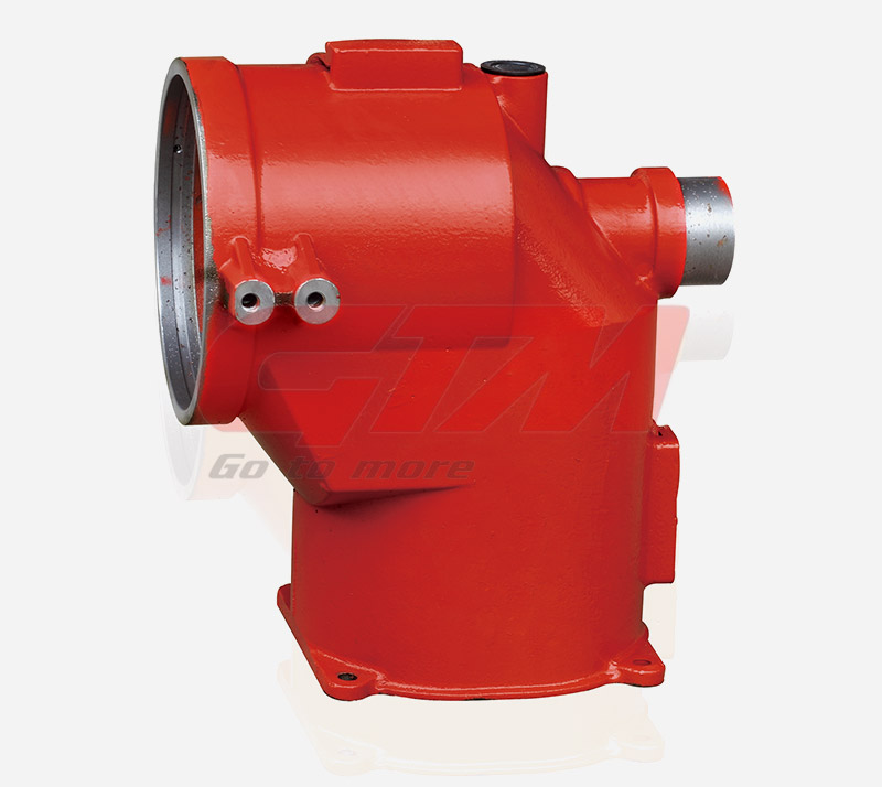 15HP 1 to 1 Ratio Gearbox for Harvester