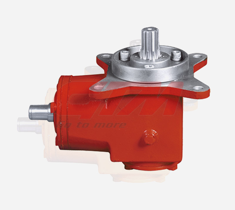 15HP 1300 Rpm Gearbox for Agricultural Harvester