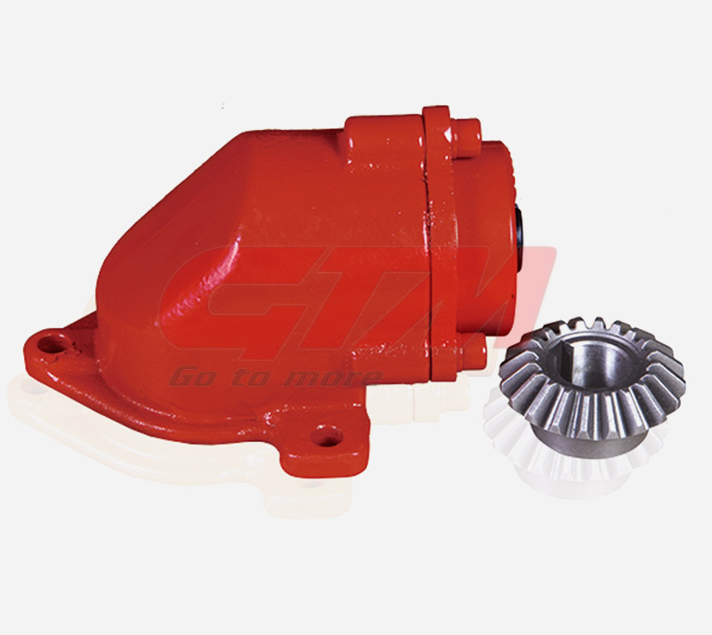1:1 Ratio Harvester Gearbox for Grain Transferring