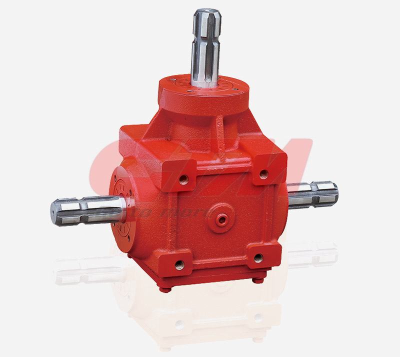 42hp 1 to 1 Ratio Gearbox for Rotary Tiller Transmission
