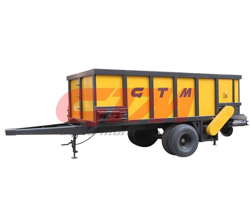 Casing Soil Wagon