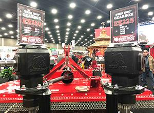 GTM Gearbox Manufacturer attend National Farm Machinery Show Held